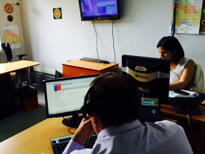 Cuatro personas egresan de tratamiento en Cecosam de Temuco