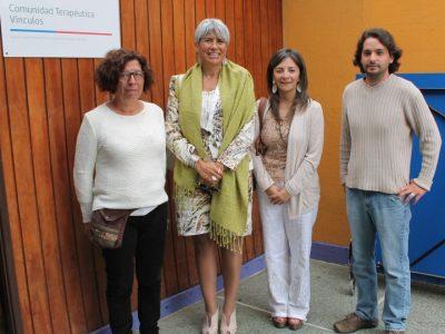 Familias y artistas unioninos participaron de fiesta preventiva de SENDA