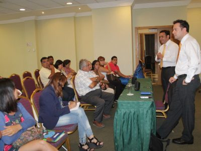 Difunden iniciativas preventivas en Festival del Huaso de Olmué