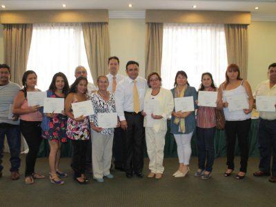 Lautaro reconoce a alumnos y profesores por impulsar estrategias preventivas