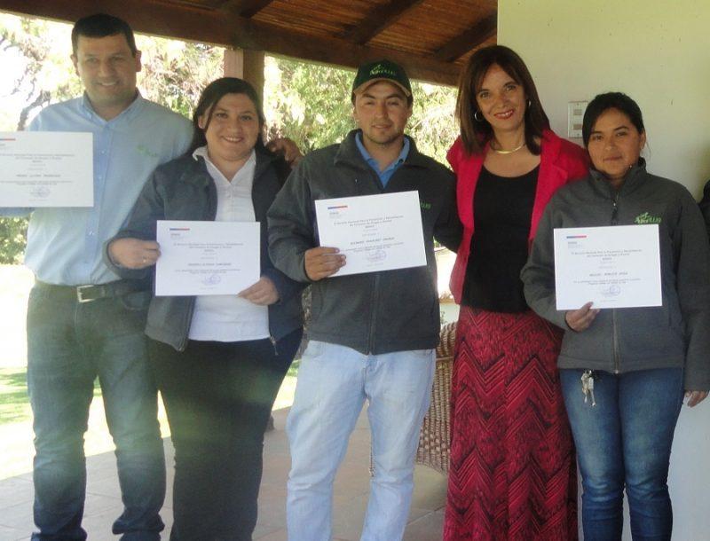 Comienzan capacitaciones de programa Actitud a profesores de Santa Cruz