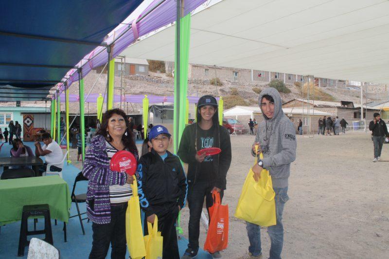 SENDA reconoce trabajo de organizaciones preventivas en Arica