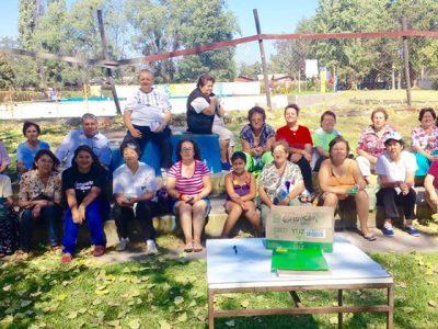 En Curanilahue culmina ejecución de  proyecto preventivo financiado por SENDA
