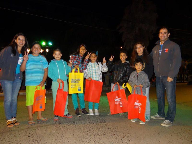 Con competencia de baile celebran Día de la Prevención en Puerto Montt