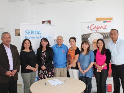 A 18 llegan las oficinas comunales de SENDA en la Araucanía