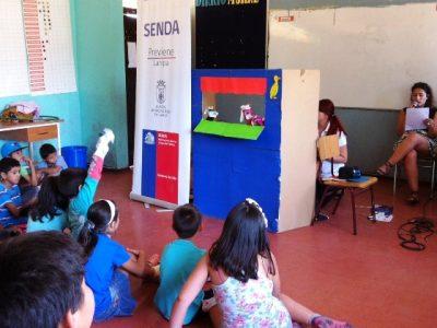 Realizan operativo preventivo de Control Cero Alcohol en Los Andes