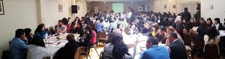 Alumna de La Unión es primera finalista de festival del cantar preventivo de Los Ríos