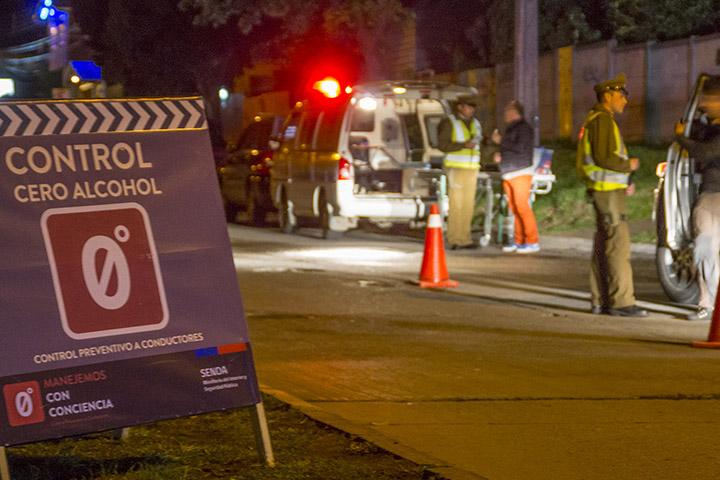 SENDA capacita a equipos que participarán en estudio sobre incidencia de alcohol y otras drogas en accidentes de tránsito