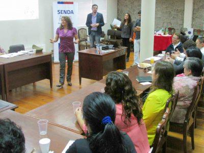 Comunidad maulina ejecuta proyectos de prevención del consumo de drogas y alcohol