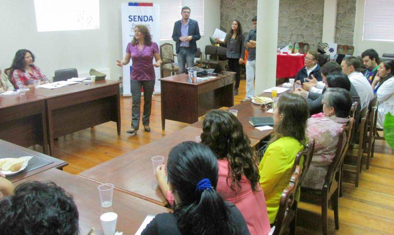 Jóvenes músicos de Alto Hospicio participan en talleres preventivos