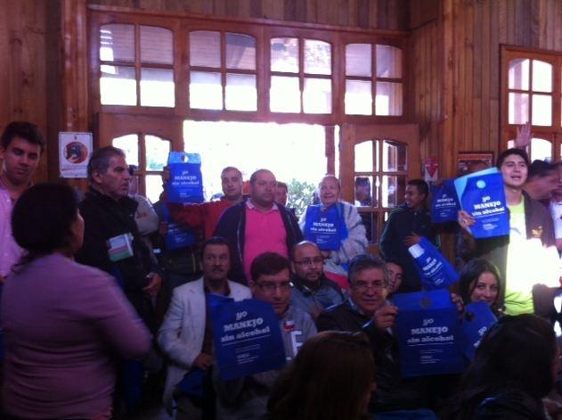 San Ramón: niños y jóvenes pedalean por la prevención