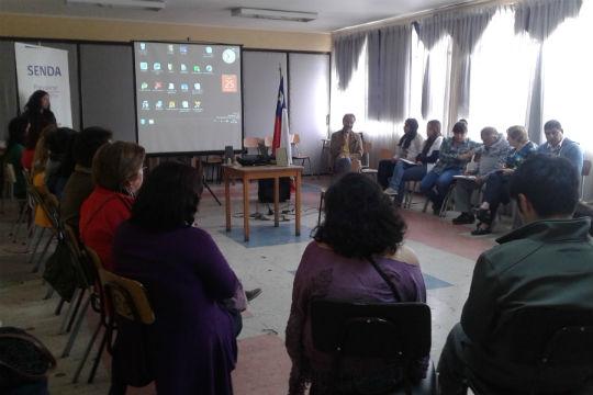 Organizan en Aysén jornada de sensibilización sobre el uso de la benzodiazepina