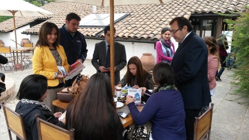Implementarán programa preventivo de SENDA en empresa de Copiapó