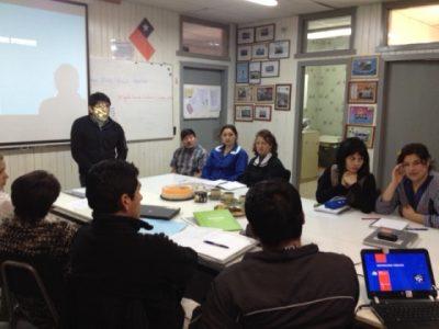Con simulacro de accidente lanzan plan preventivo en Valdivia
