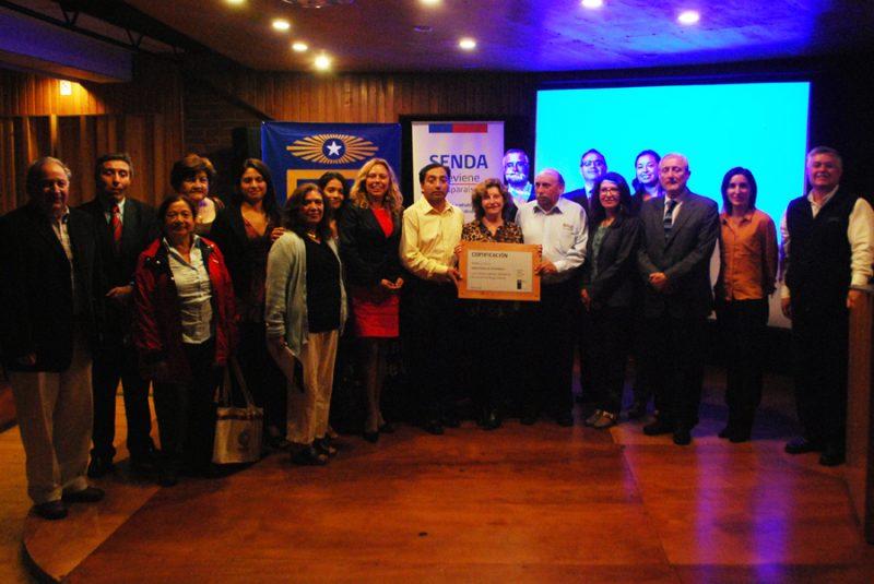 Puerto Montt acoge jornada de prevención e integración laboral