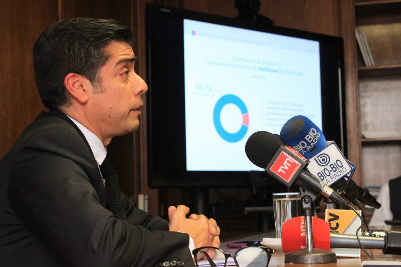 SENDA presentó su XI Estudio Nacional de Drogas en Población General 2014