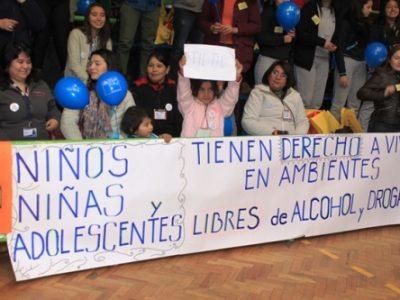 En el Día de la Prevención se lanzaron Fondos Concursables SENDA 2015