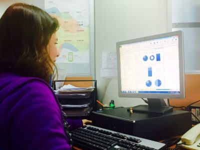 Inédito Sistema de Monitoreo implementa Área de Tratamiento