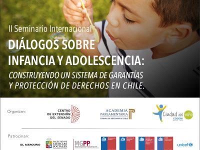 Seminario de Fundación Ciudad del Niño debatirá Sistema de Garantías y Derechos de la Infancia