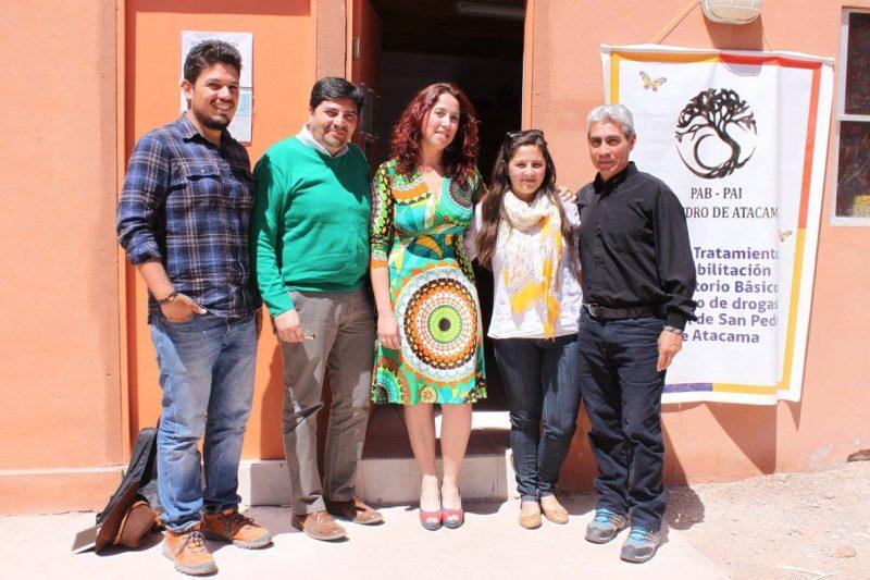 Antofagasta da inicio al año escolar en materia de prevención