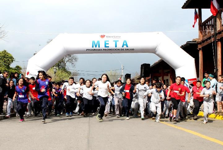SENDA Coinco promueve la Vida Sana entre los Jóvenes