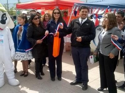 Ovalle y Monte Patria celebraron las fiestas patrias de manera preventiva