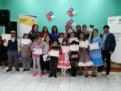 Actuar en comunidad se instala en Ríos Patagónicos