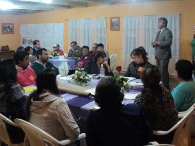 Previene Vicuña organiza primer diálogo ciudadano con vecinos de Calingasta