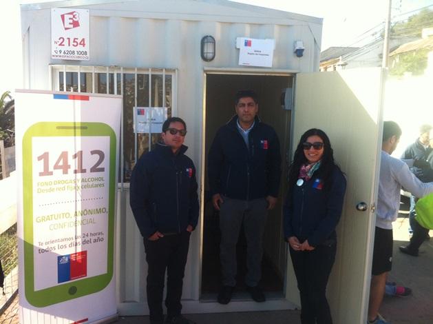 SENDA pone a disposición a sus profesionales para apoyar a víctimas de terremoto y tsunami