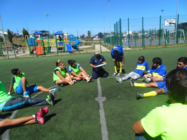 Realizarán 2º encuentro de Fútbol Calle para adolescentes