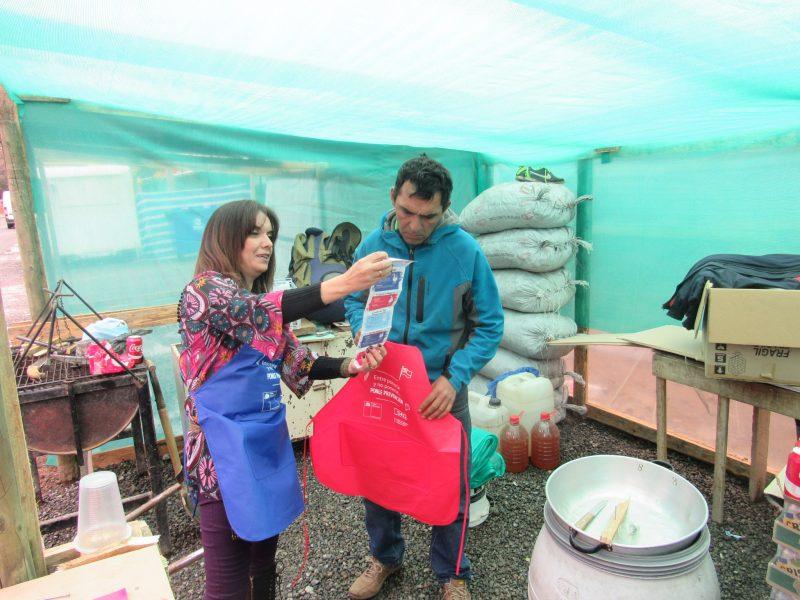 SENDA entrega primeras certificaciones preventivas a escuelas de Puerto Aysén