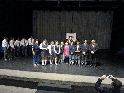 Colegio Santo Domingo Savio ganó Debate de Prevención del consumo de drogas y alcohol en Alto Hospicio