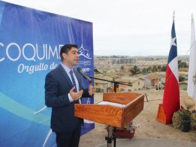 Director Nacional lanza programa «Actuar en Comunidad» en sector Punta Mira