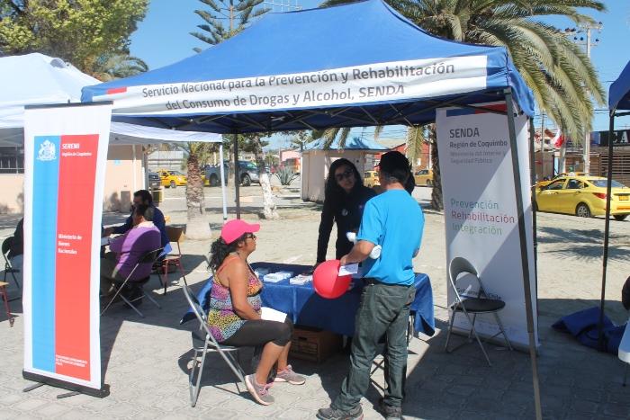 Profesionales de Senda brindan apoyo a afectados por terremoto y tsunami