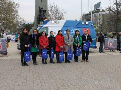 Coquimbo: insisten en importancia del autocuidado de automovilistas