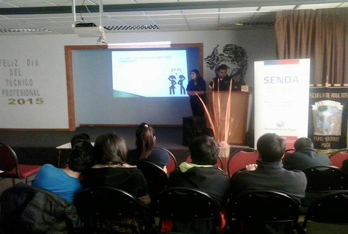Concluye taller para promover estrategias de prevención en niños