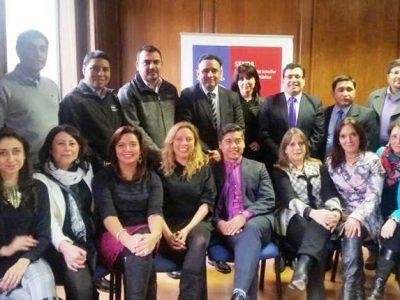 Directores regionales SENDA participan de encuentro nacional