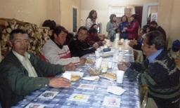 Exitoso egreso de programa de tratamiento en San Fernando