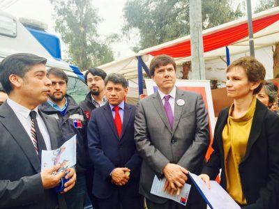 En Fiestas Patrias SENDA desplegará sus ambulancias de Arica a Punta Arenas