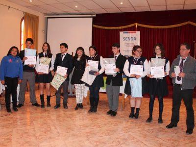 Liceo de Música llega a la final regional de Debates Estudiantiles de Senda