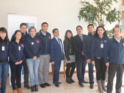 Director Nacional participa en VI Encuentro Macrozonal Centro