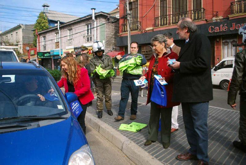 Senda Valparaíso hace llamado a celebrar con responsabilidad estas Fiestas Patrias junto a autoridades de la región
