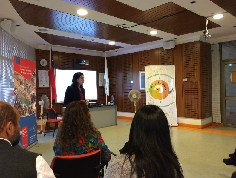 Primer Seminario sobre Tratamiento y Rehabilitación en Rapa Nui