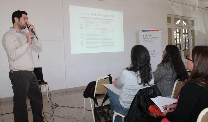SENDA expuso oferta programática 2013 ante concejo municipal de Freirina