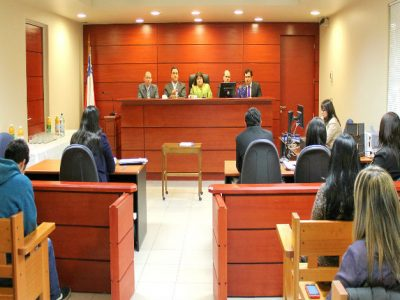 Autoridades del Biobío firman Catálogo de Delitos para el Tribunal de Tratamiento de Drogas
