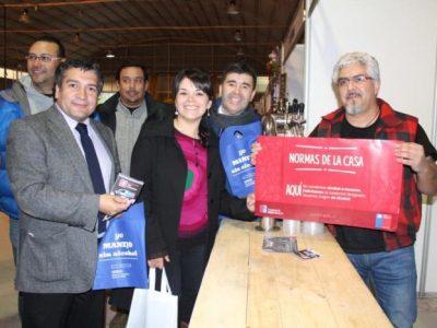 Autoridades regionales llaman a tomar conciencia en consumo de alcohol