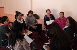 SENDA apoya proceso de rehabilitación de internos de Llancahue
