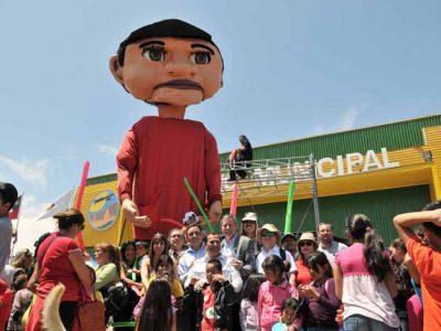 """MILES DE TARAPAQUEÑOS DISFRUTARON CON """"SOÑAR NO CUESTA NADA"""""""