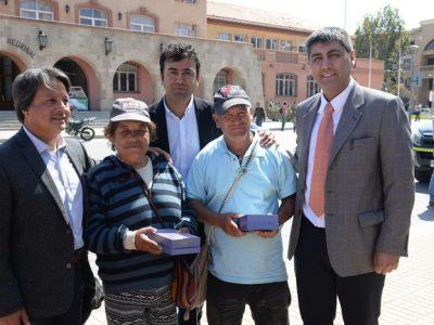 Personas en situación de calle de La Serena reciben apoyo integral