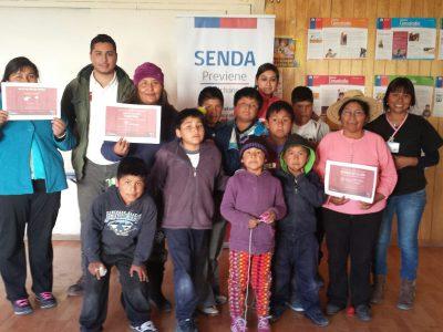 Colegio de Tongoy se compromete con la prevención